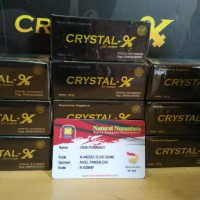 Crystal X Ori Agen Nasa Jelambar