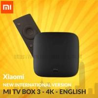 Xiaomi Mi Box 3 English International Android TV Box