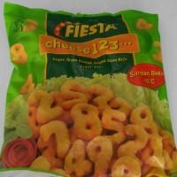 Jual Fiesta Nugget Cheese 123 : 500gram Murah