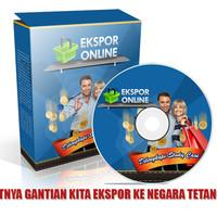 Panduan Bisnis Cara EKSPOR Online (Best Seller)