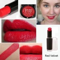 Wet n Wild MegaLast Matte Lip Color Red Velvet (910D)