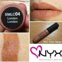 NYX Soft Matte Lip Cream London (SMLC04)