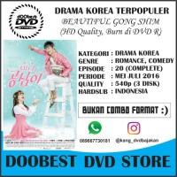 DVD BEAUTIFUL GONG SHIM