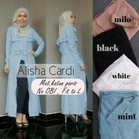 Fashion Wanita aisha cardy