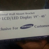 Bracket TV LED SAMSUNG 24-48 inci