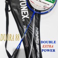 RAKET YONEX DUORA 88 Extended Dinamic DUO BIRU