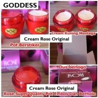 CREAM ROSE White & Natural Krem ORIGINAL