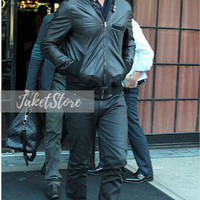 jaket pria / jaket kulit imitasi /jaket motor
