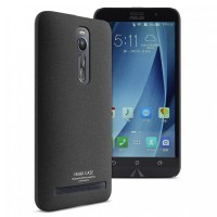 Imak Cowboy Quicksand Ultra Thin Hard Case for Asus Zenfone 2 5.5 Inc