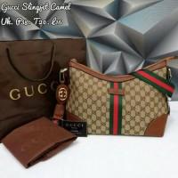 Tas Wanita Original Ori 100% Gucci Slingjet Italy Sertifikat