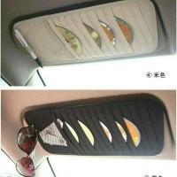 Cd Holder Car Visor Tempat CD Mobil Murah!
