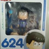 Nendoroid No 624 Osomatsu San Matsuno Karamatsu NEW MIB KWS w/ Stand