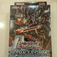 yugioh structure deck dark legion original
