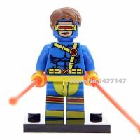 Cyclops 035 Scott Summers Marvel X-Men Super Heroes Lego KW Xinh