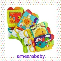 Jual softbook teether carter Murah