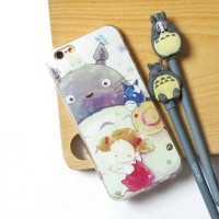 Totoro Case for iPhone SE/5/5S/6/6S/6+/7/7+