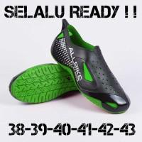 ap boots green all bike hijau sepatu sepeda motor / gowes allbike baru