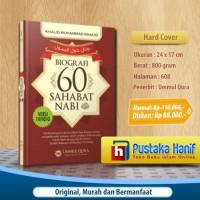 Buku Biografi 60 Sahabat Nabi - Rijalun Haula Rasul