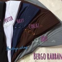 Jual JILBAB / BERGO / KERUDUNG RABBANI size XL Murah