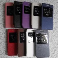 Flip Cover Leather Case View Xiaomi Redmi Note 4x / Note 4x Pro