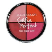 KleanColor Selfie Perfect Face Color Quad Blush