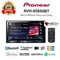 harga Pioneer AVH-X5850BT Tape Mobil AVHX5850BT Double din AVH X5850 BT Tokopedia.com