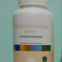 Chitin Chitosan Tiens Ori