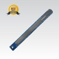 Penggaris Besi 30cm ( Top Quality ) Ruler / Alat Ukur / Pengukur Jarak