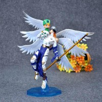 harga Action Figure PVC GEM Series Statue Anime Digimon Angemon & Takeru Tokopedia.com