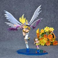 harga Action Figure PVC GEM Series Statue Anime Digimon Angewomon & Hikari Tokopedia.com