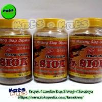 Terasi / Trasi Udang Matang Ny. Siok / Saerah Sidoarjo - 150gr