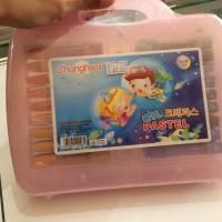 harga Oil Pastel Crayon Chung Hwa 36 Warna Tokopedia.com