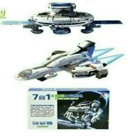 Jual Mainan Edukasi 7 1n 1 - Solar Robot Murah