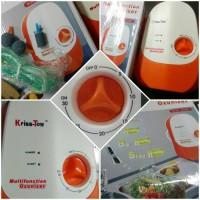 Penghilang bau ruangan dan desinfektan dengan Ozonizer electrik