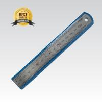 Penggaris Besi 15cm ( Top Quality ) Alat Ukur / Pengukur Panjang
