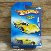 HOT WHEELS FERRARI 512M YELLOW HW SPECIAL FEATURES ENGINE REVEALS!