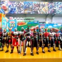 Jual Soft Vynil Action Figure Kamen Rider (Ori Bandai)