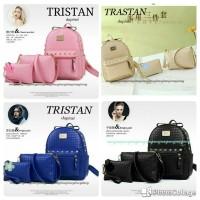Tas fashion korea / tas lokal murah tristan 3in1