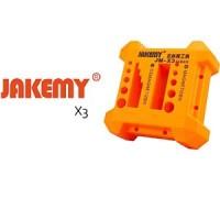 Alat Membuat Besi Menjadi Magnet / Demagnetize JAKEMY X3
