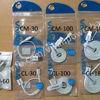[MURAH] cable lightning pro vivan 1.0m CL100 iphone 5 5s 5c / kabel da