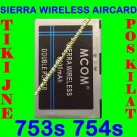 harga Baterai Modem Sierra Wireless Aircard 753s 754s Mcom Batrai Batre Tokopedia.com