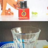 harga Paket Seduh Vietnam Q8  Vietnam Drip Q8+ Gelas Duralex Import Tokopedia.com
