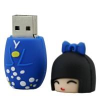 Flashdisk / FD karakter Oshin / Boneka Jepang 16 GB