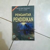 Buku PENGANTAR PENDIDIKAN (Edisi Revisi)