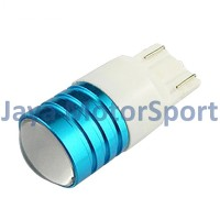 Lampu LED Mobil/Motor/Senja/Wedge Side T20 Cree Projector 7 W R5 Chip