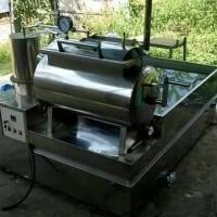 vacum frying penggorengan kripik buah dan sayur kapasitas 10kg