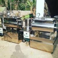 vacum frying penggorengan kripik buah dan sayur kapasitas 5kg