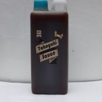 Jual Saos Takoyaki 1 Liter untuk jualan atau stock dirumah ^^. Murah