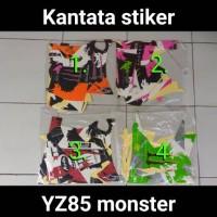 harga Stiker/striping Motor  Yamaha Yz 85 Monster Tokopedia.com