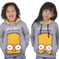 Jaket Sweater Anak Pria / Wanita Cjr Kids Terbaru Bagus Lucu Murah